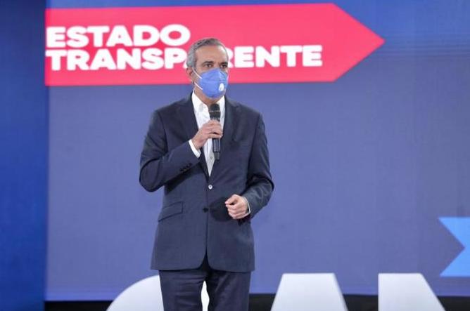 """Luis Abinader: """"Hoy vienen más designaciones"""""""