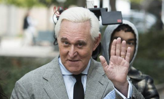 Juez pide información sobre perdón de Trump a aliado Stone