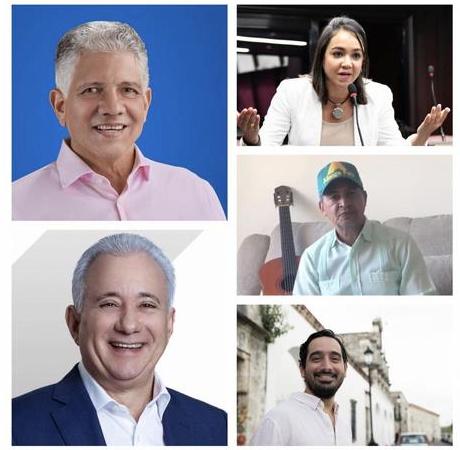 Los cinco legisladores que han renunciado a los privilegios del Congreso Nacional