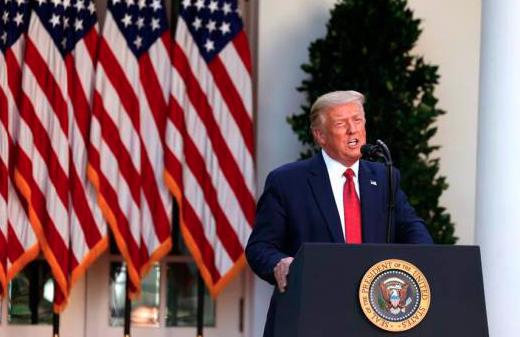 Trump anuncia el fin del trato preferencial a Hong Kong y sanciones a China
