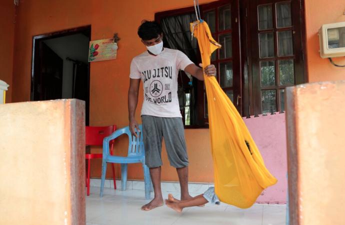 Gobierno de Sri Lanka acusa a ciudadano de provocar el contagio de más de 1,000 personas