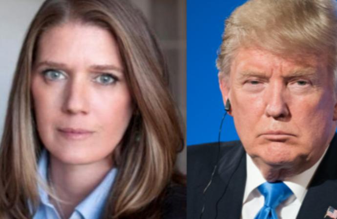 """Sobrina de Trump: """"Es un hombre profundamente dañado psicológicamente"""""""
