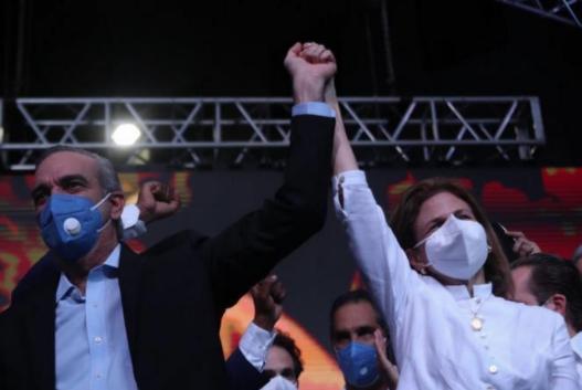 """Abinader anuncia vicepresidenta Raquel Peña será """"coordinadora del Gabinete de Salud"""""""