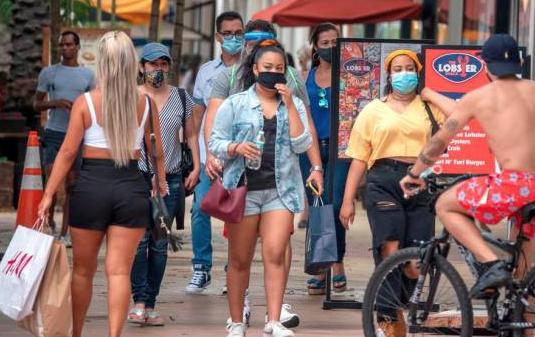 EE.UU. supera los 135.500 muertos y 3,35 millones de contagios de coronavirus