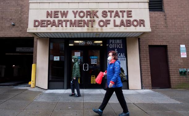 El desempleo masivo por la pandemia no da tregua en Estados Unidos