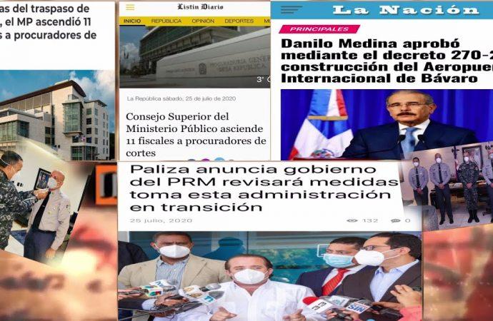 Danilo se convierte en un caballo desbocado | El Jarabe Seg-2 27/07/20