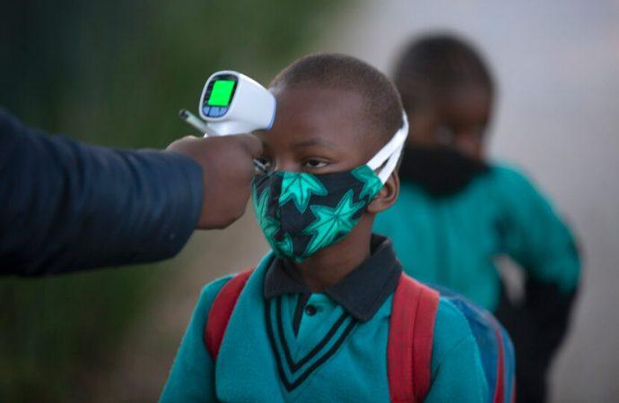 África supera los 500,000 casos de COVID-19