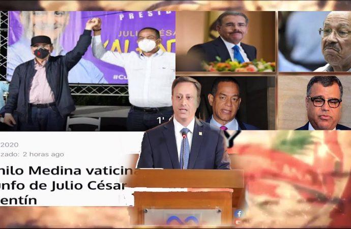 Danilo y el PLD: prostitutas de la política | El Jarabe Seg-3 02/07/20