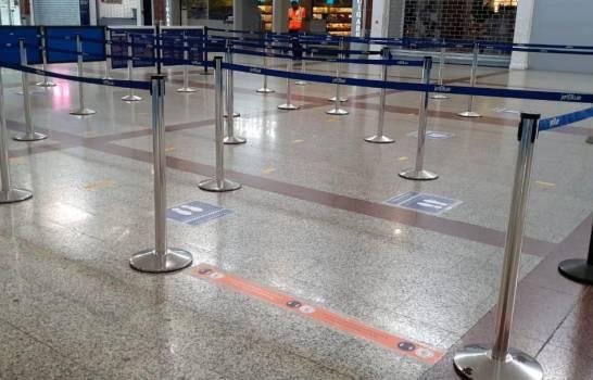 Suspenden pruebas rápidas para detectar COVID-19 a pasajeros de aeropuertos