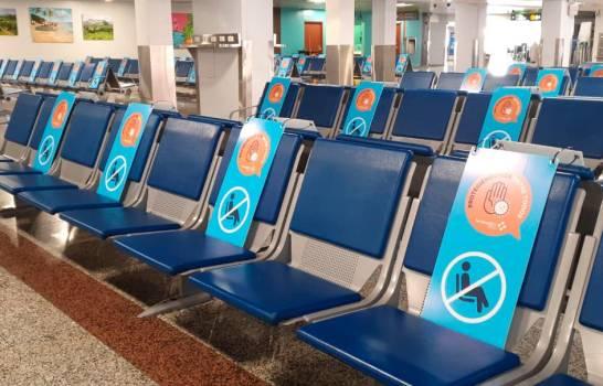 Pruebas rápidas a pasajeros que lleguen al país por aeropuertos de Aerodom