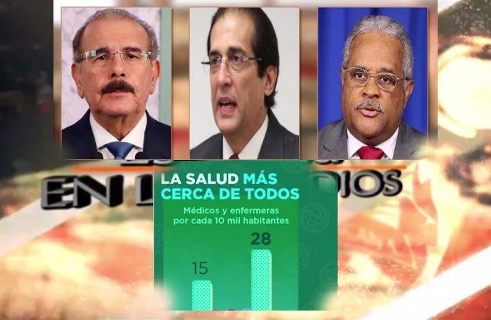 En RD nadie sabe cuál es la situación del Covid-19   El Jarabe Seg-1 14/07/20