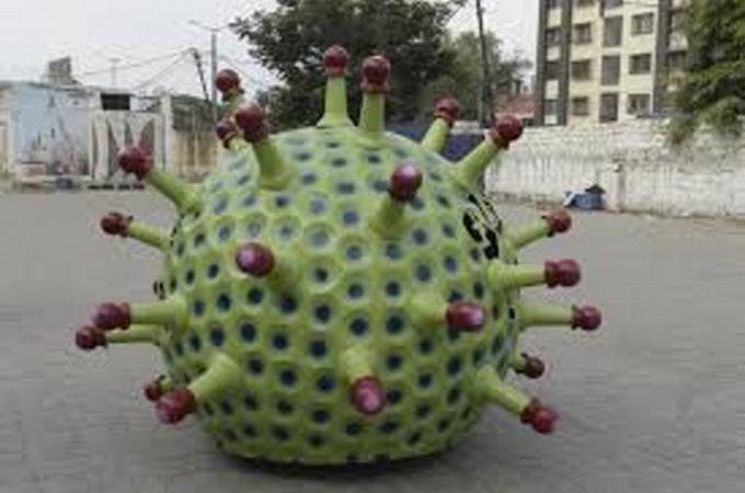 Muertes por coronavirus en el país superan las 800