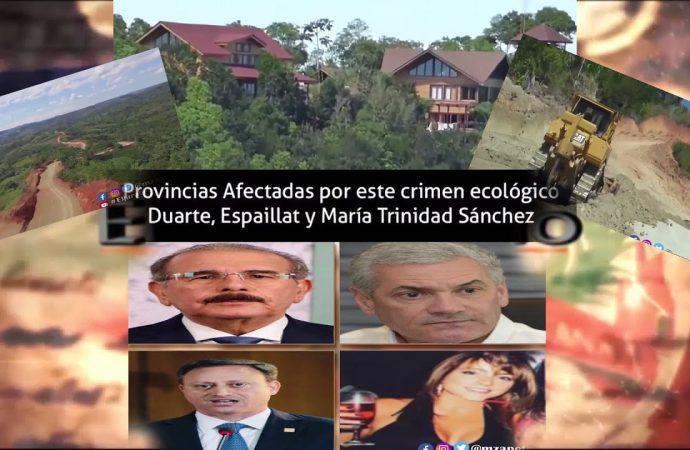 Sin justicia no habrá paz en República Dominicana   El Jarabe Seg-3 14/07/20
