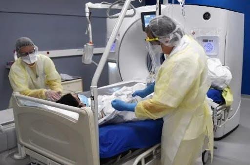 Coronavirus RD: 1,158 casos confirmados y ocho defunciones en últimas 24 horas