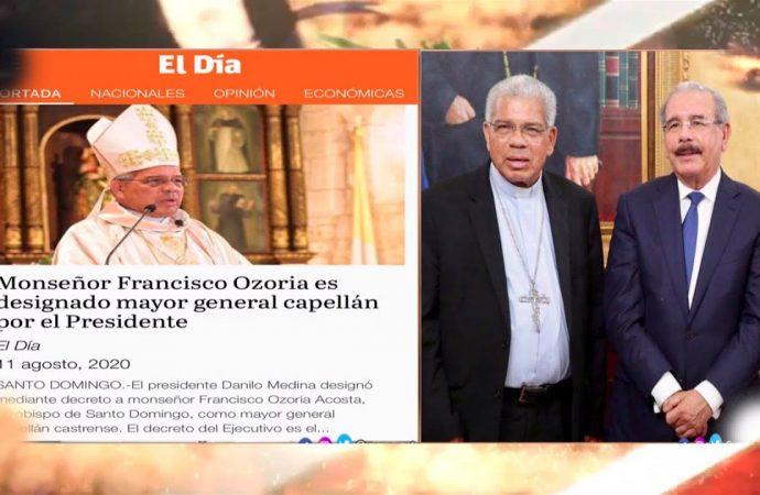Danilo, Trujillo, el Concordato y la iglesia católica   El Jarabe Seg-1 12/08/20