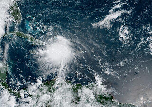 Una niña de 10 años muere en Haití por la tormenta tropical Laura