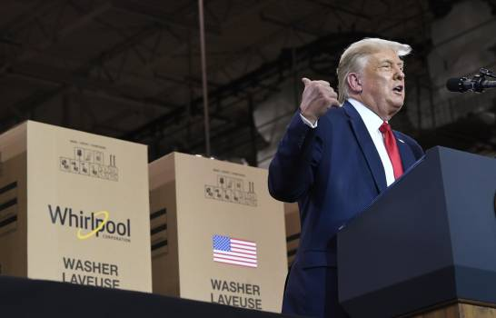 Trump reimpone aranceles al aluminio de Canadá