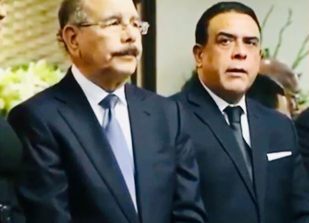 Escándalo de corrupción en familia de Danilo Medina