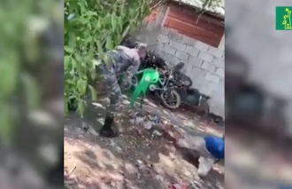 Esto ocurre en RD, en el gobierno de Danilo Medina, no hay consecuencias para los policías
