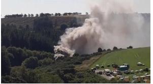 Un tren se descarrila en el noreste de Escocia y hay heridos graves