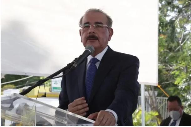 Lea aquí las últimas palabras de Danilo Medina como presidente dominicano