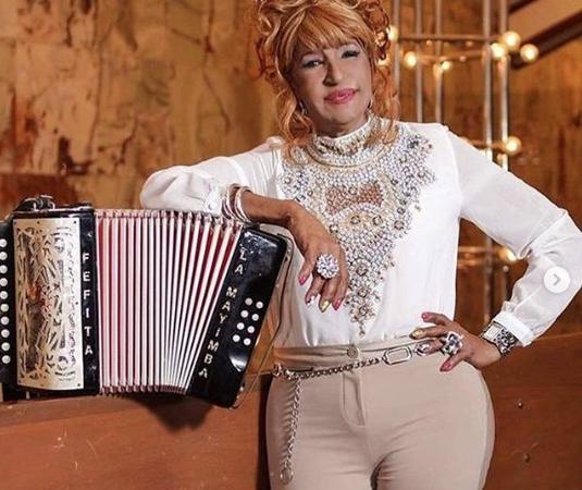 """Fefita La Grande le pide una pensión a Abinader, pero aclara no está """"mendigando"""""""