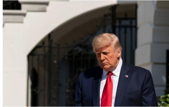 Trump reconoce que el resultado de las elecciones 'va a ser ajustado'