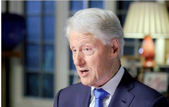 Bill Clinton sobre el Gobierno de Trump: 'Solo hay caos'