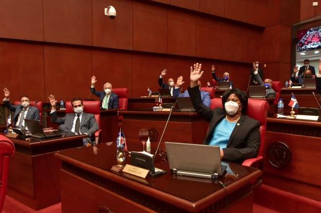 Senado aprueba extender por 45 días estado de emergencia pedido por Abinader