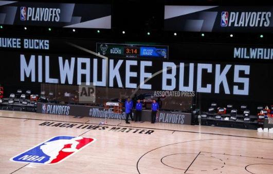 Boicot en NBA: se posponen 3 partidos de playoffs en protesta contra injusticia racial