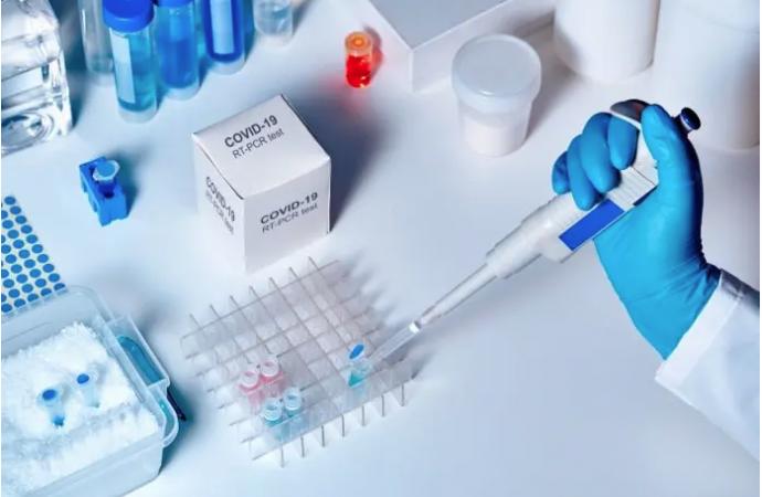 País recibe cargamento de 100 mil pruebas PCR