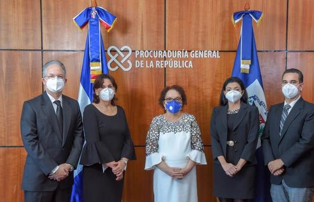 Miriam Germán advierte durante su gestión no tolerará la corrupción ni el crimen organizado