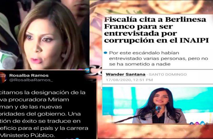 Aquí está el justo valor de la fiscal Rosalba Ramos | El Jarabe Seg-3 18/08/20