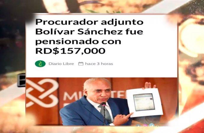Bolivar Sánchez compensado con 157 mil mensuales   El Jarabe Seg-1 20/08/20
