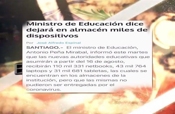 Corrupcion, derroche y politiquería con el 4% de la educación   El Jarabe Seg-1 05/08/20