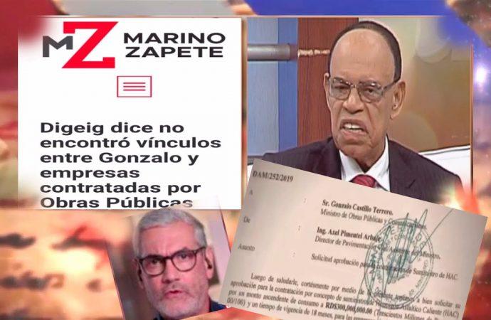 Danilo y Gonzalo cavaron la tumba de Lidio Cadet | El Jarabe Seg-2 07/08/20