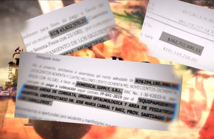 Algunos hermanos de Danilo ordeñaron a la República   El Jarabe Seg-4 24/08/20