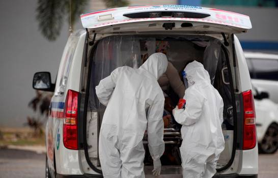 Se registran 24 muertes por coronavirus y 876 nuevos positivos en República Dominicana