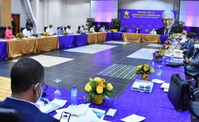 Todos los detalles de la reunión de Comité Político del PLD