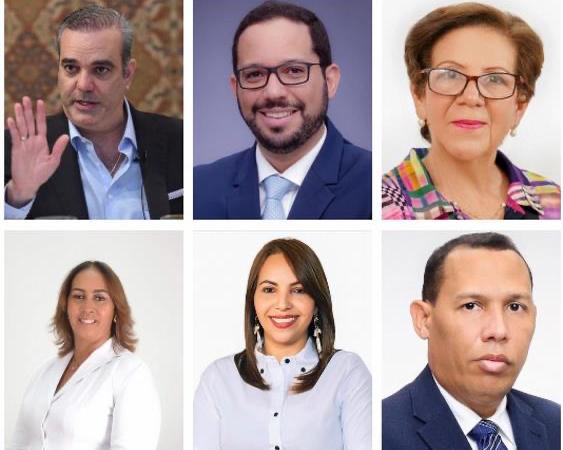 Abinader nombra director del DNI y gobernadoras de La Romana, San Cristóbal y Hermanas Mirabal