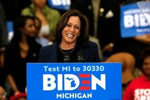 Biden escoge a senadora Kamala Harris como su dupla para elecciones en EEUU