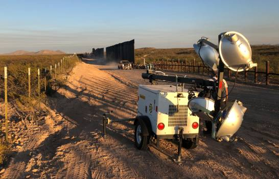 Arizona: Muro fronterizo afecta agua en refugio de fauna