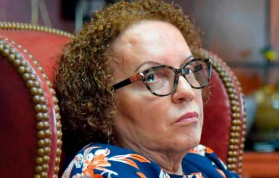 Sociedad civil aspira a que Miriam Germán Brito sea la procuradora general