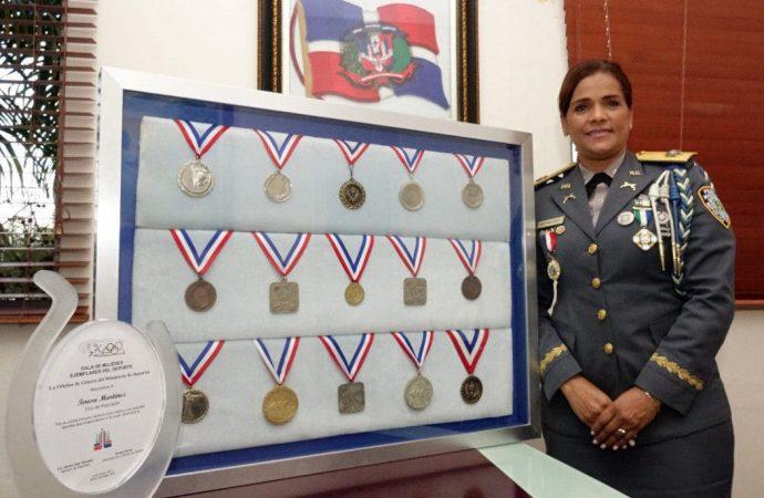 ¿Quién es Teresa Martínez, la primera mujer subdirectora de la Policía?