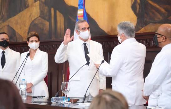 Presidente Luis Abinader fortalecerá relaciones estratégicas con los Estados Unidos