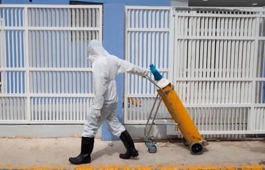 República Dominicana reporta 15 nuevas defunciones por COVID-19; casos activos se reducen