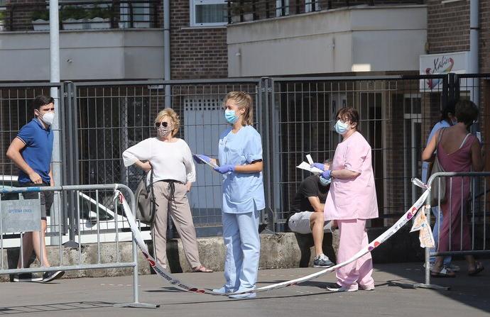 España es el país europeo con más casos de COVID-19 por población en los pasados 14 días