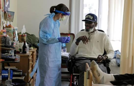 Estados Unidos cuenta 172.965 muertos por COVID-19 tras sumar otros 1.286