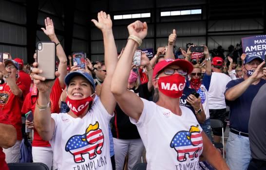 Trump llama a boicotear a Goodyear, alegando una prohibición