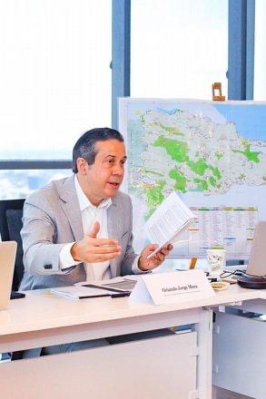 Jorge Mera solicita auditar Medio Ambiente durante gestiones de Domínguez Brito y Estévez